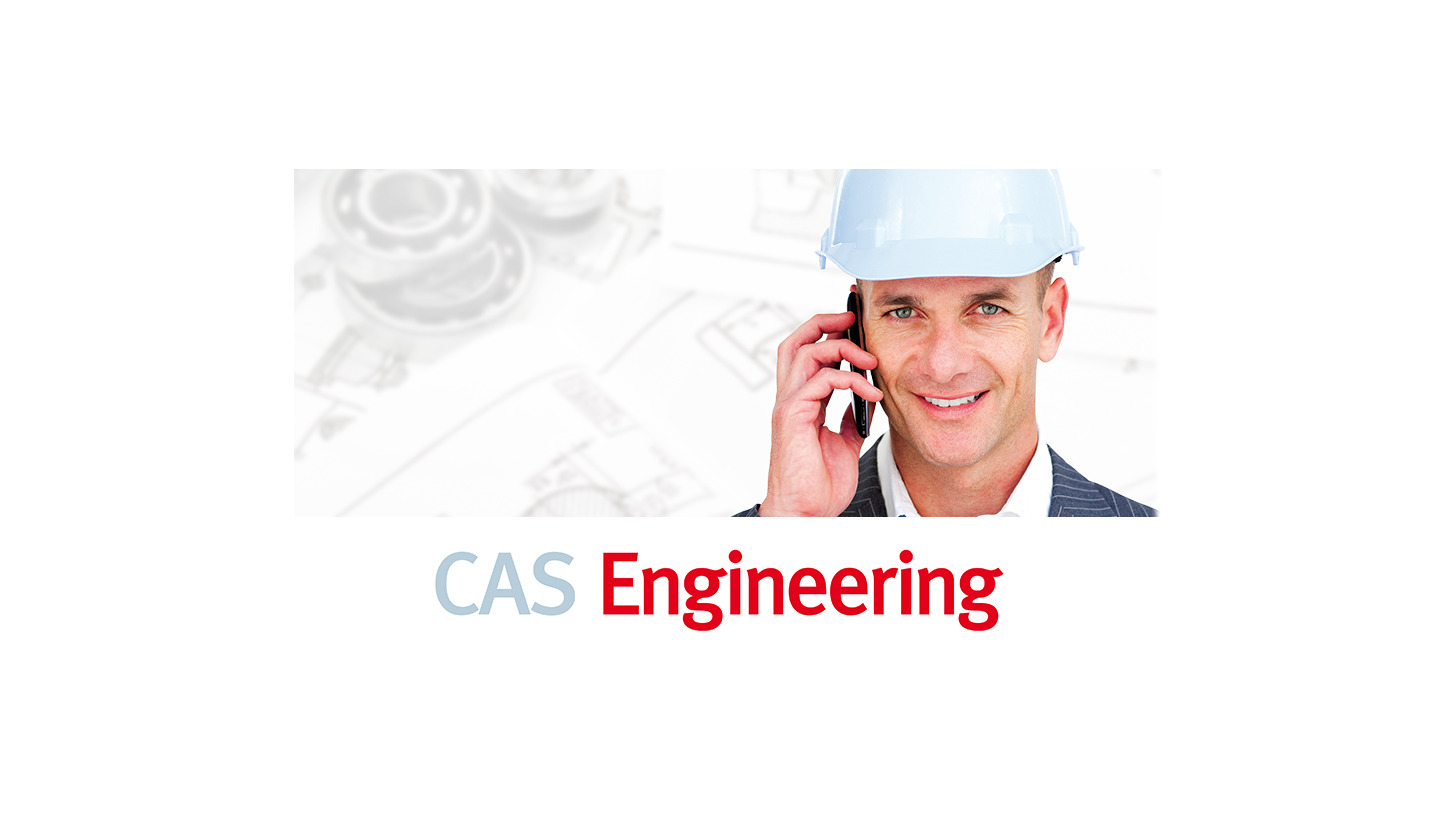Logo CAS Engineering - CRM for engineers