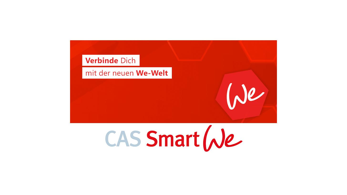 Logo CAS SmartWe