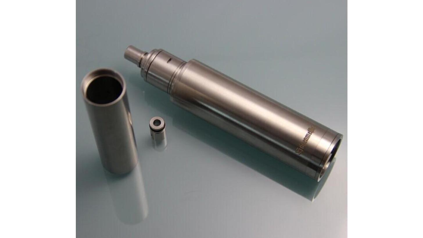 Logo CNC turning E-cigarette accessories
