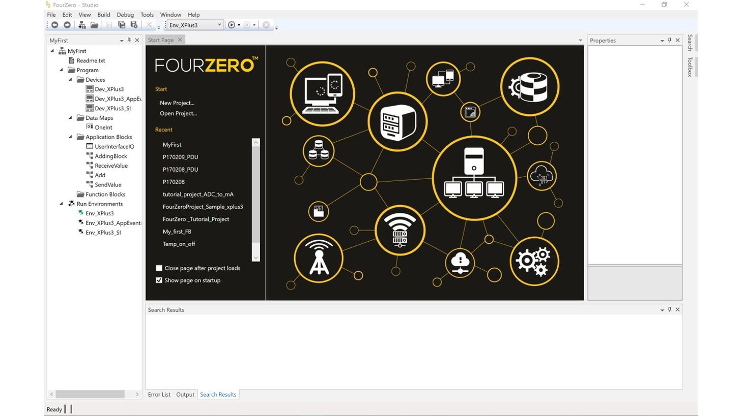 Logo FourZero