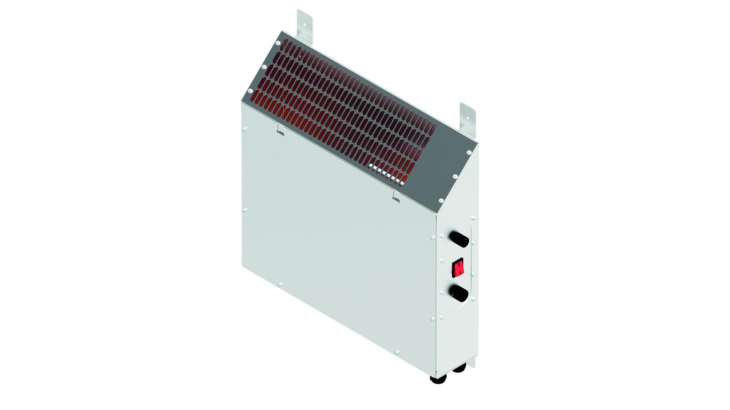 Logo CSN® Room Heater
