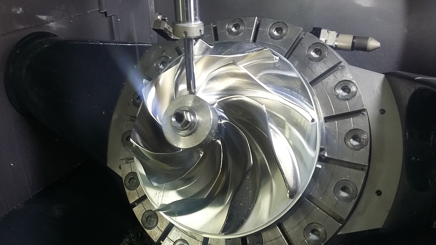 Logo Rotors and replacement flow parts