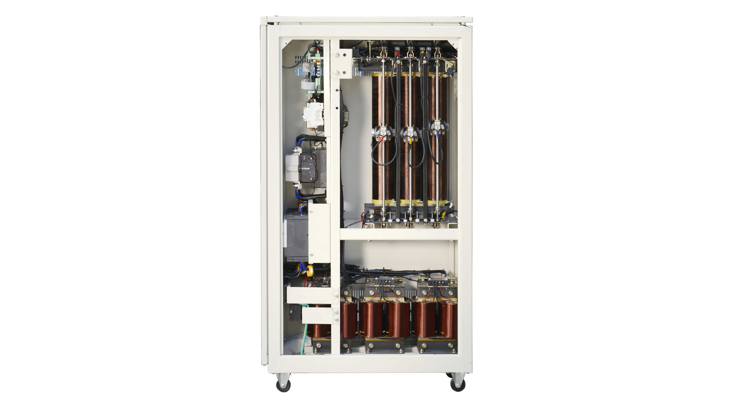Logo Voltage Stabilizers up to 5000KVA