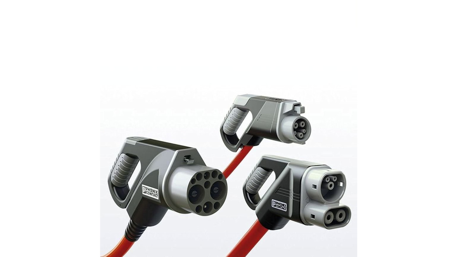 Logo E-Mobility connectors