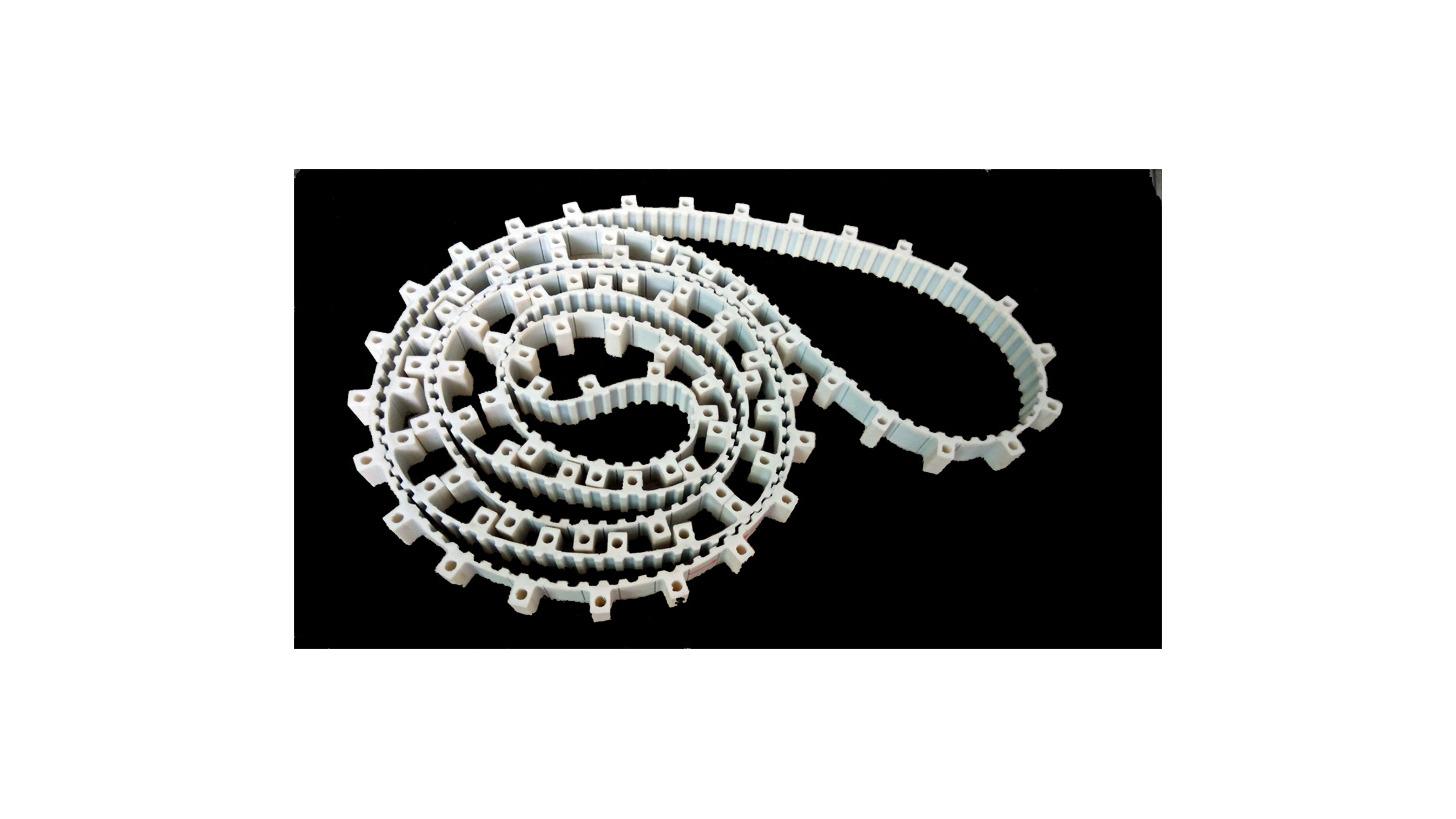 Logo Textile Machinery Timing Belts