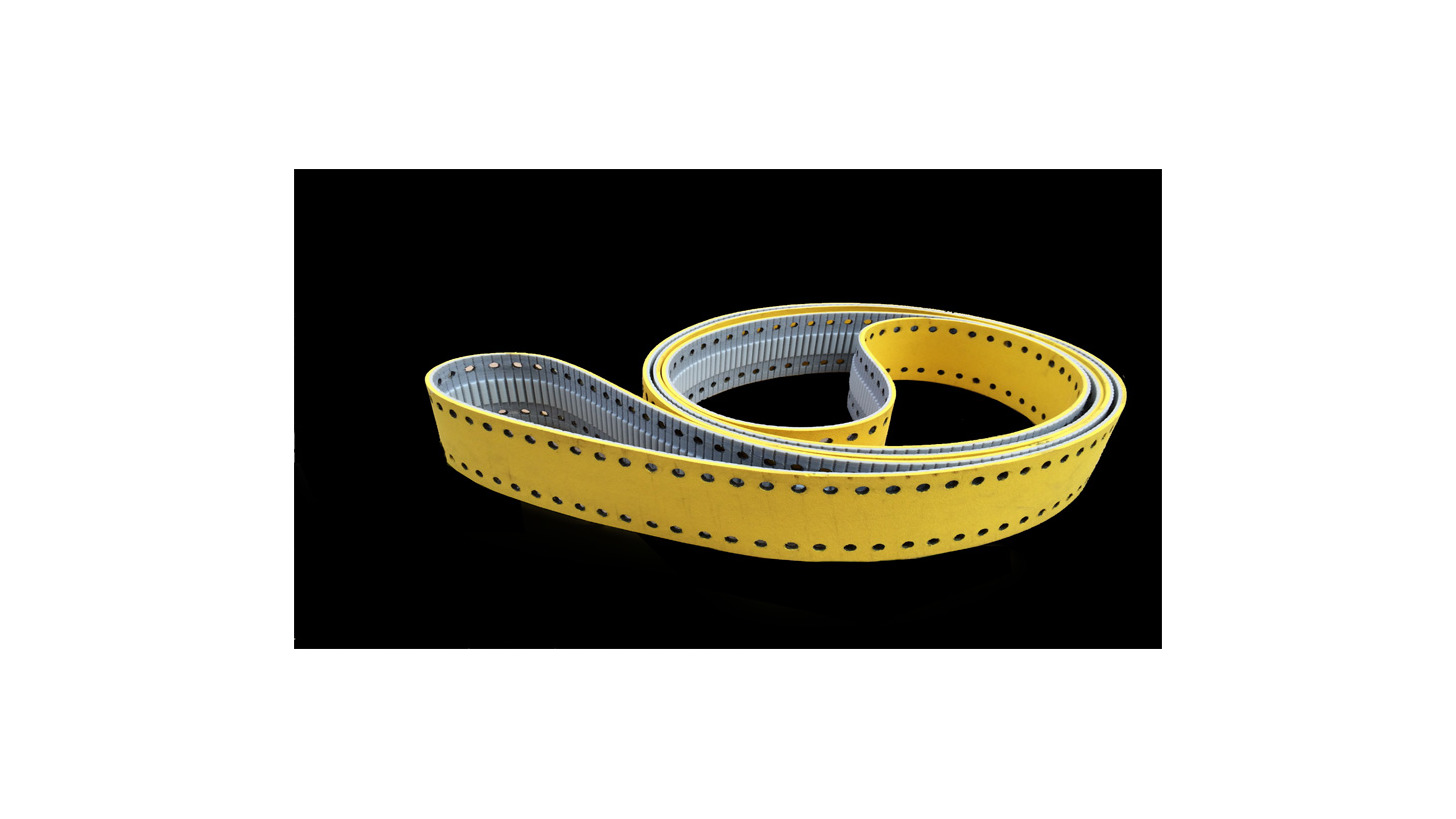 Logo Specail Processing Timing Belt
