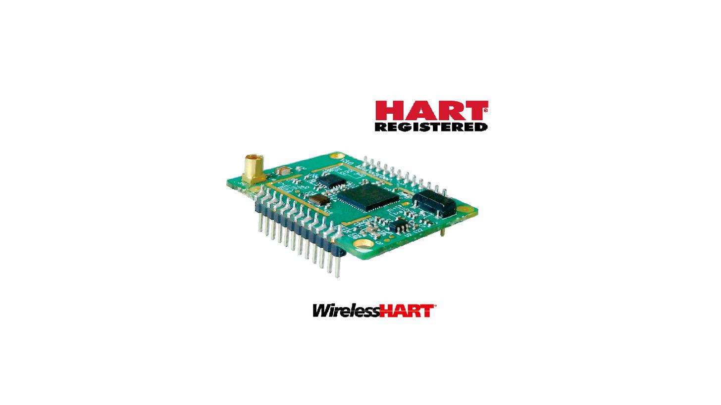 Logo M1100 WirelessHART Module