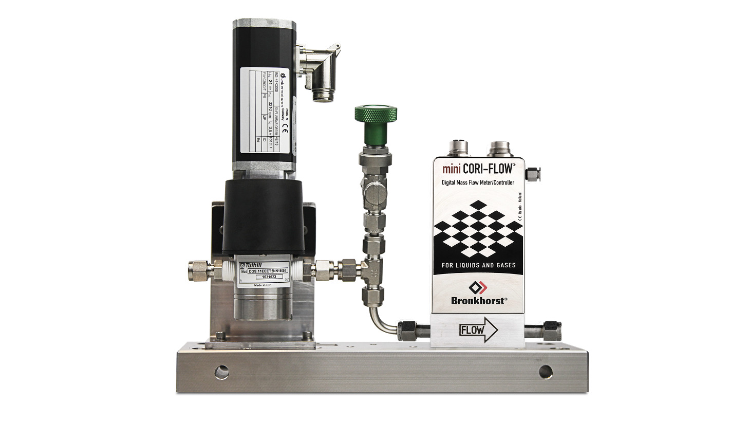 Logo Liquid dosing systems