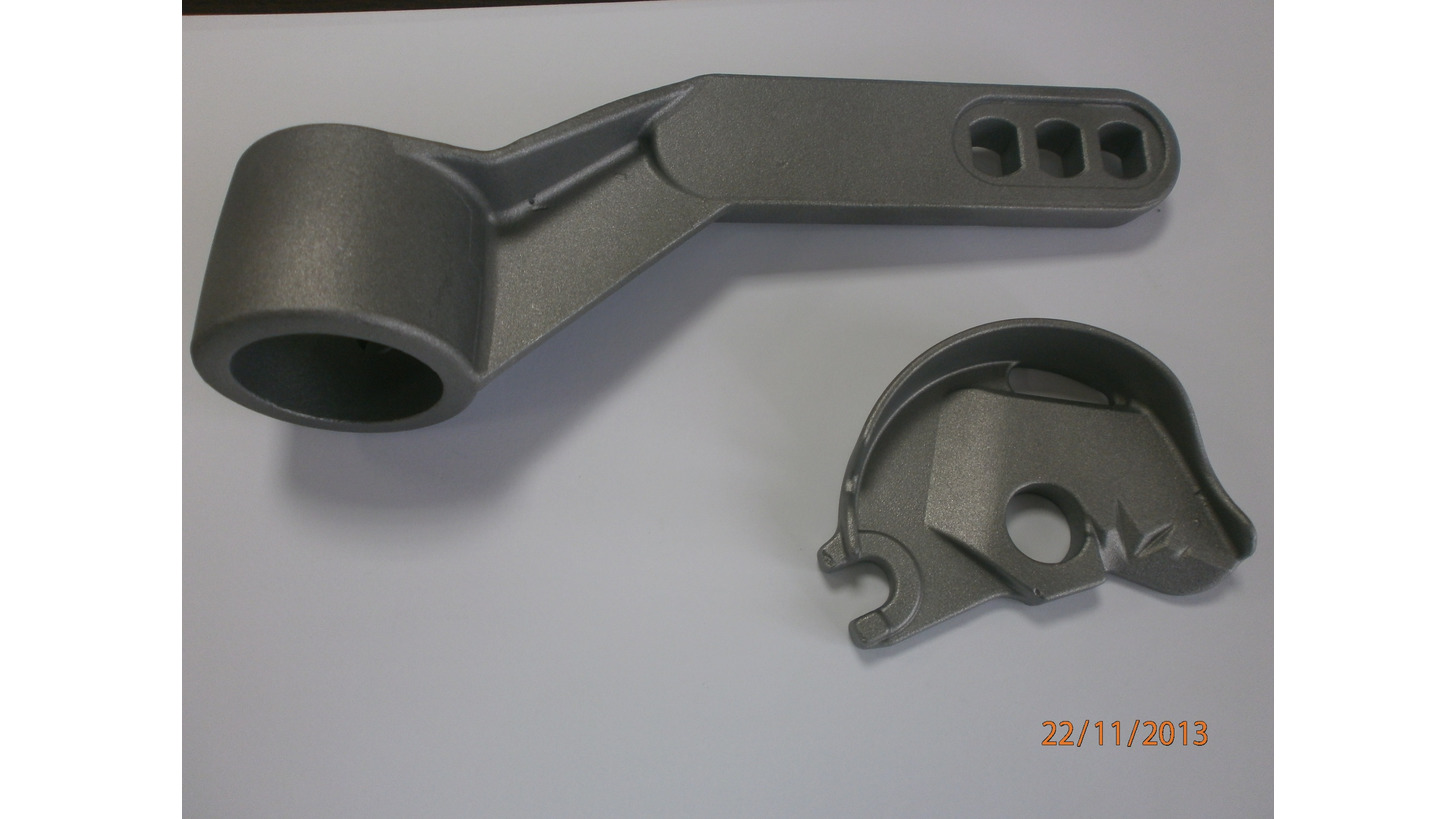 Logo Investment casting parts