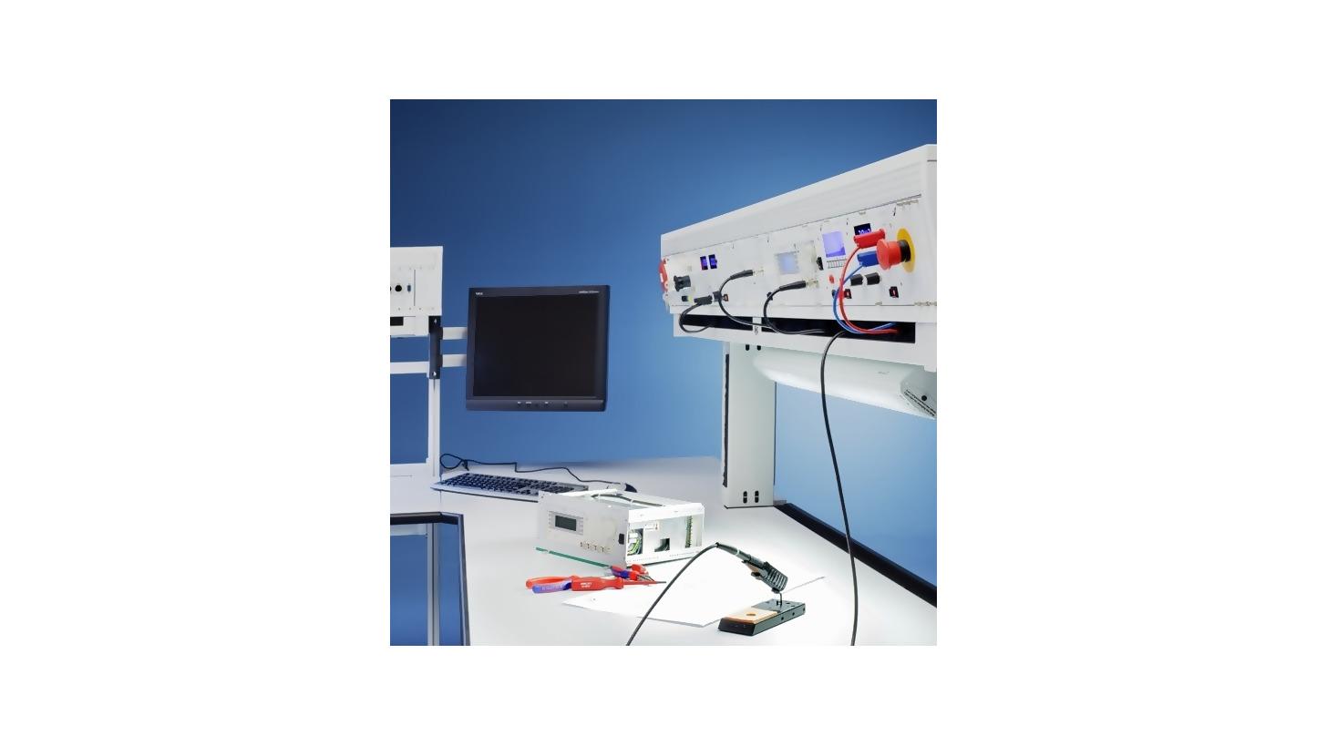 Logo Elabo Labor: Forschung, Entwicklung und Prototypenbau