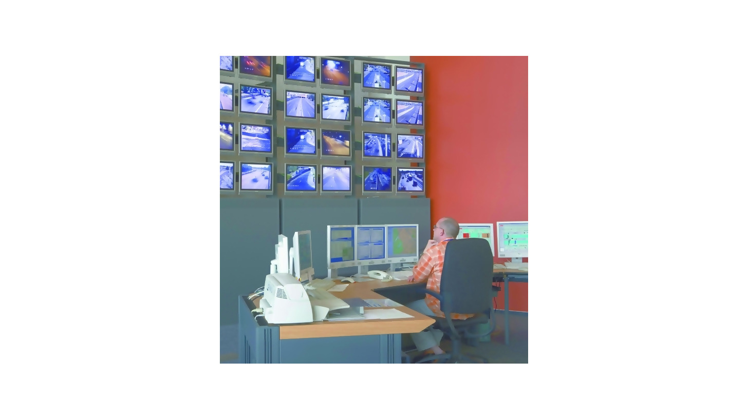 Logo Elabo Process: Furniture for control rooms