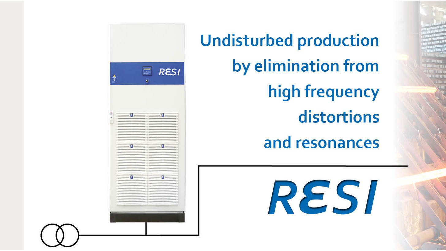 Logo RESI - RESI mod - RESI-EMV - RESI-HV