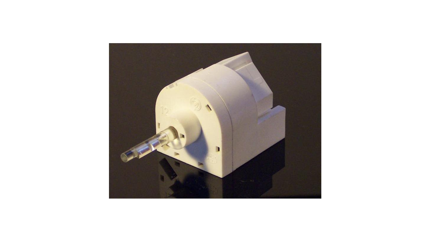 Logo HVAC blower switch