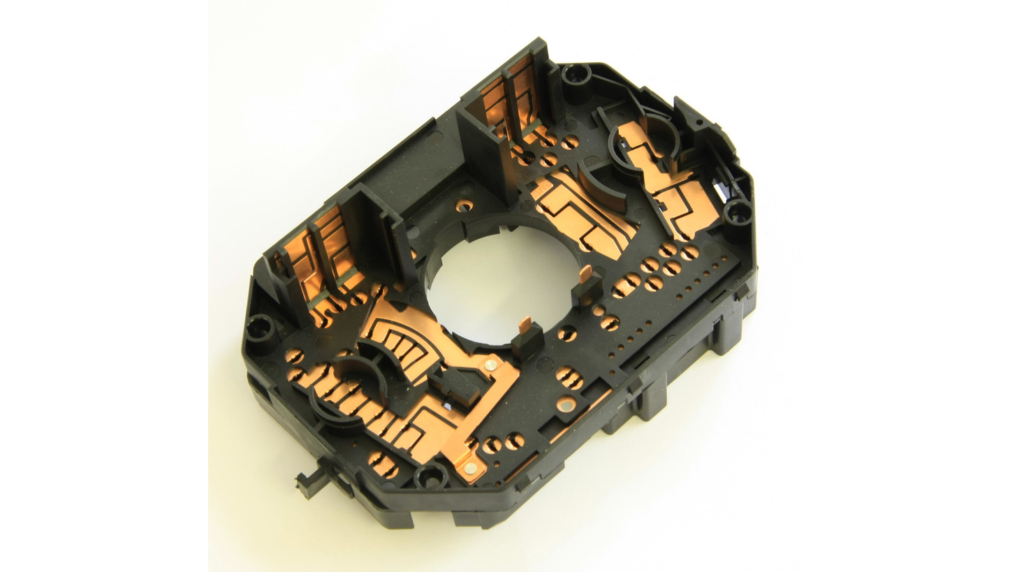 Logo Housing for power electronics