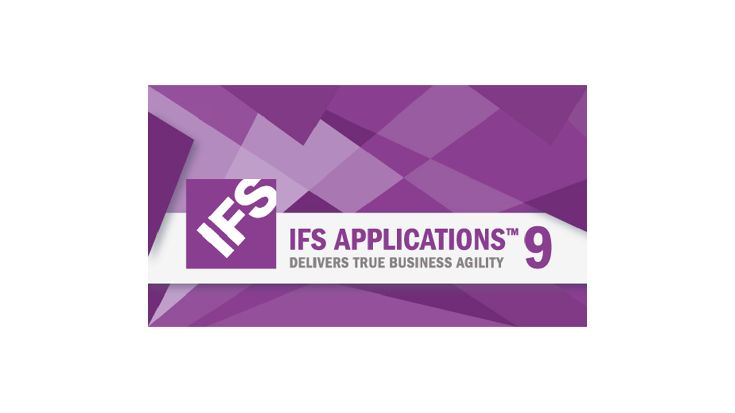 Logo IFS Applications(TM)