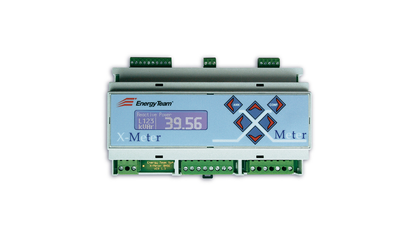 Logo Electrical Network Analyzer X-Meter