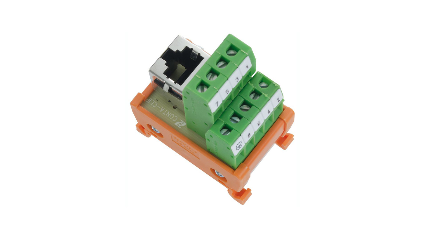 Logo Interface Modules RJ 45 USB