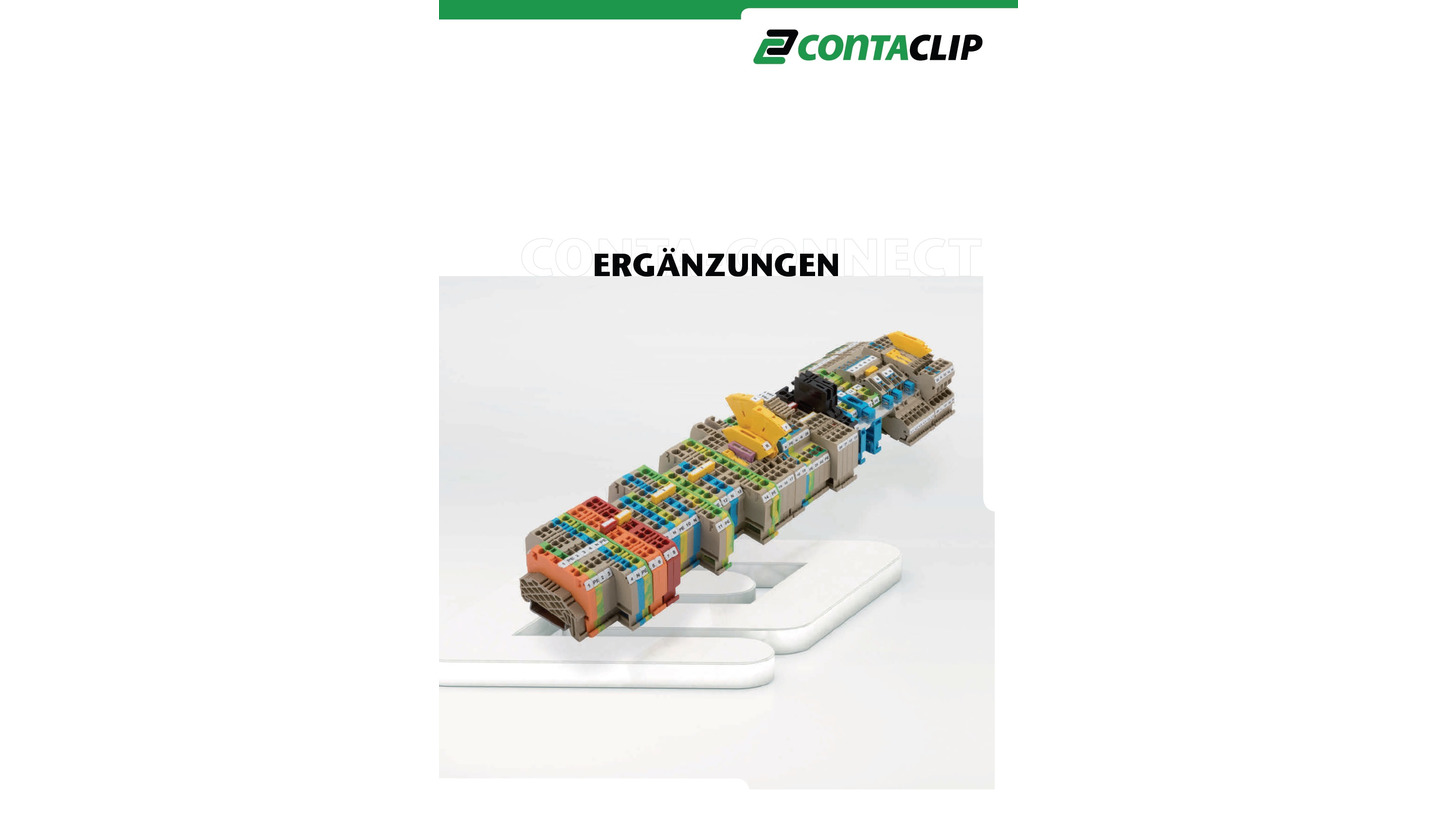 Logo CONTA-CONNECT Supplements