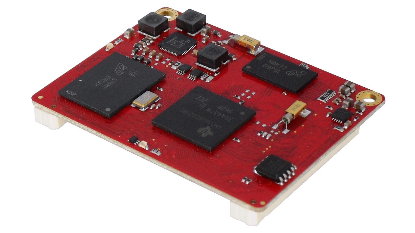 Logo Processor module piA-AM335x-PM