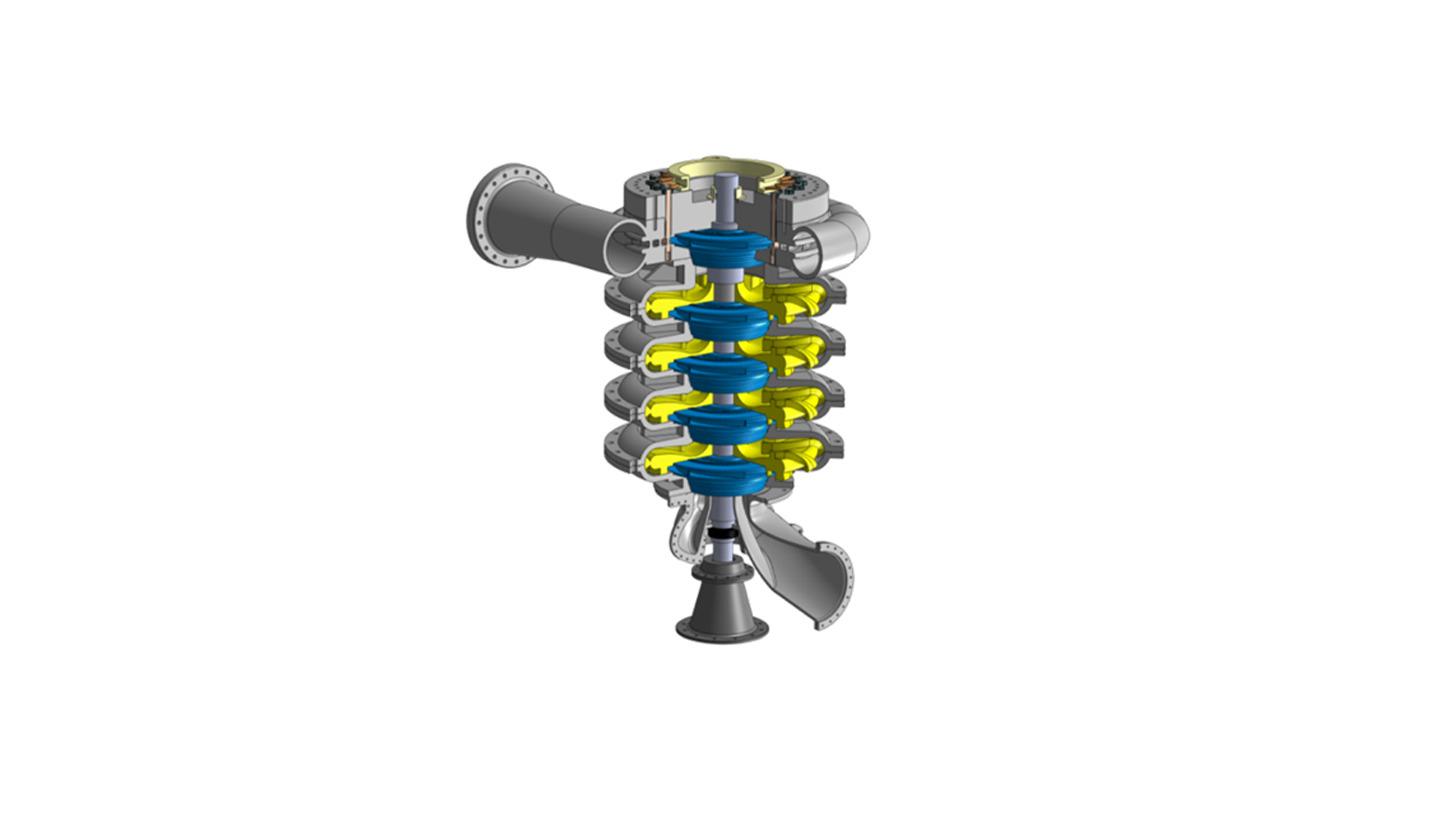Logo Modulare Pumpturbine