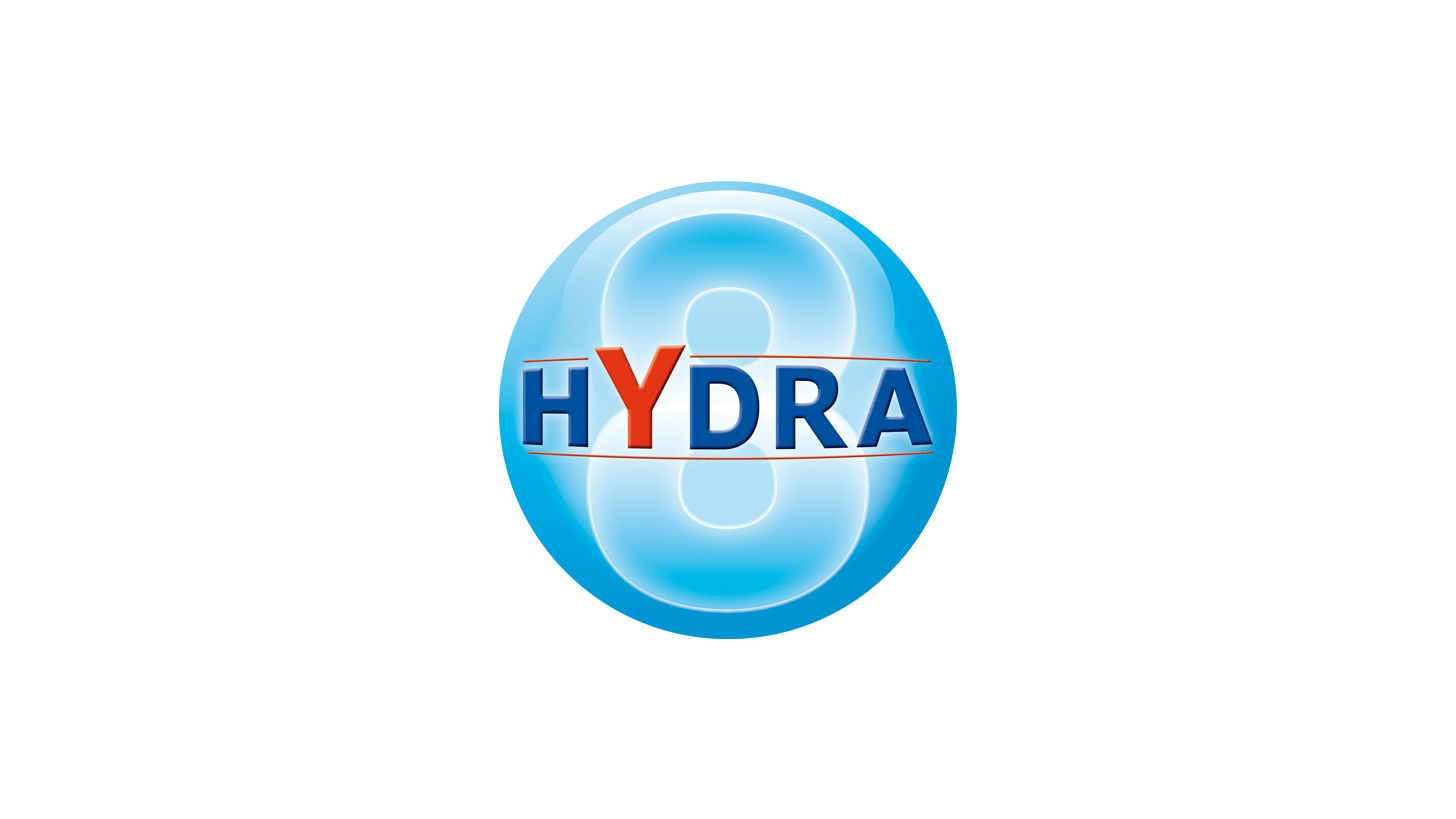 Logo HYDRA 8: the new generation of MES