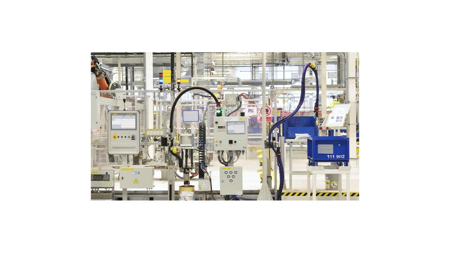 Logo HYDRA Dynamic Manufacturing Control