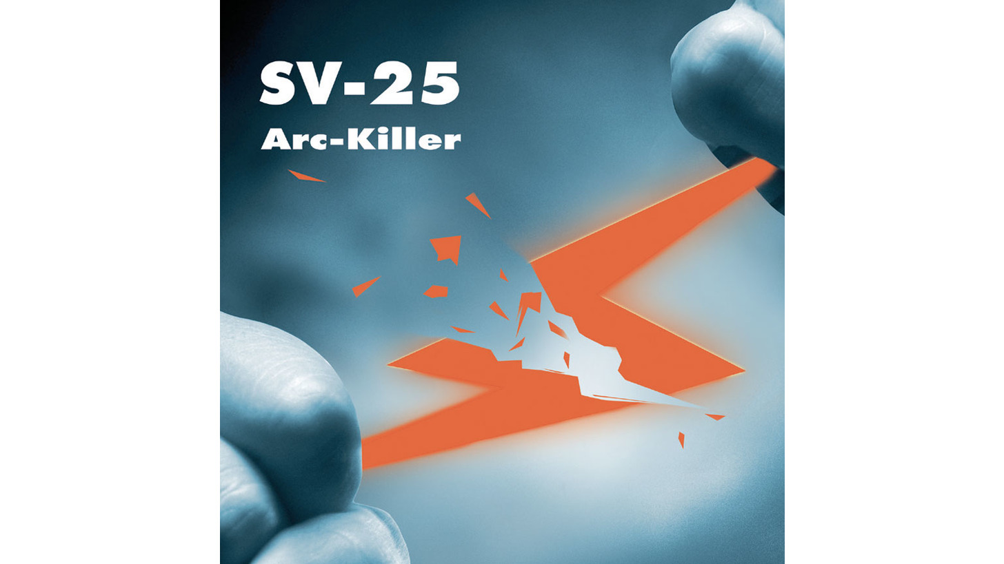 Logo SV25 - Arc-killer