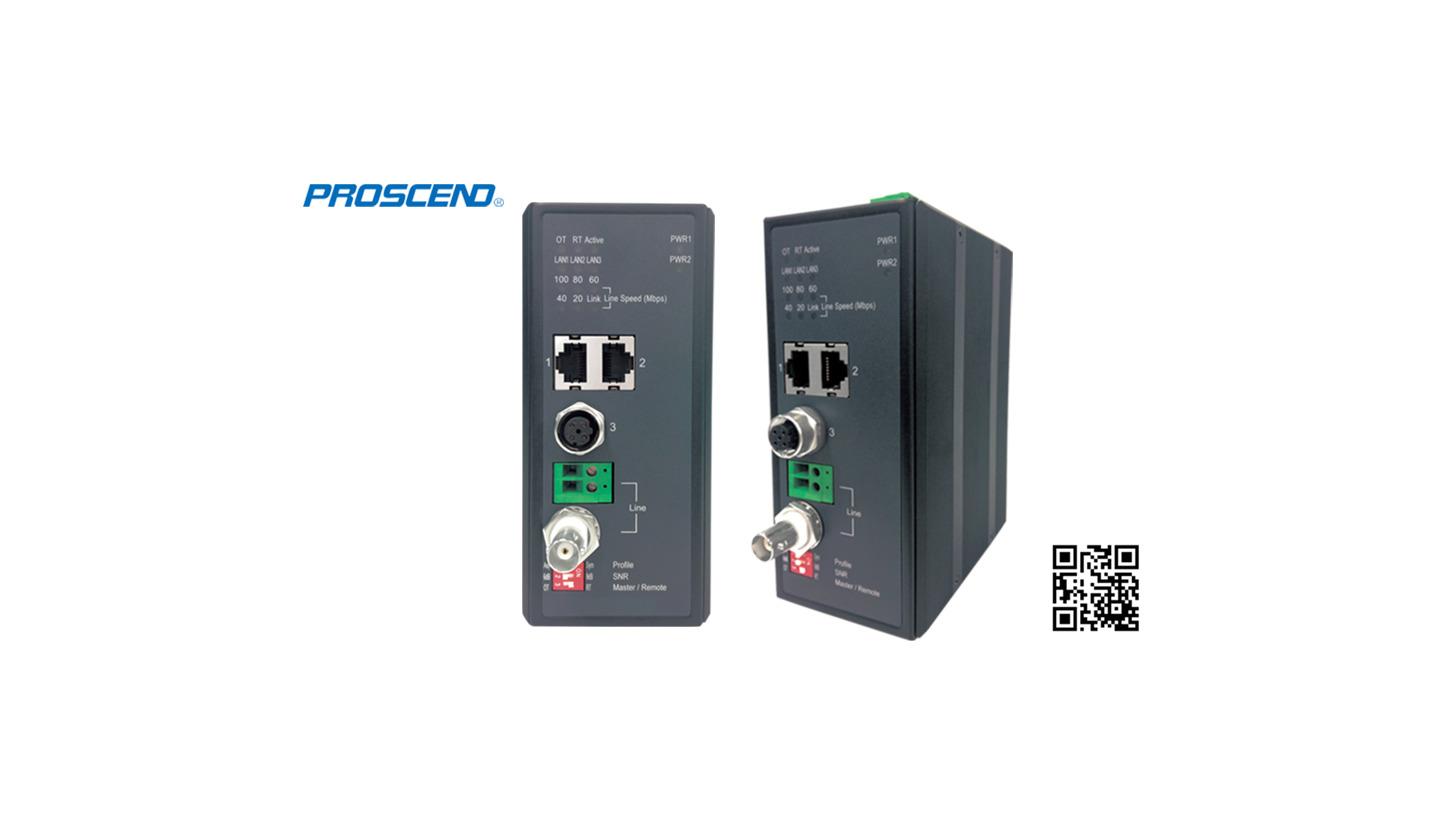 Logo 701MI Industrial Ethernet Extender
