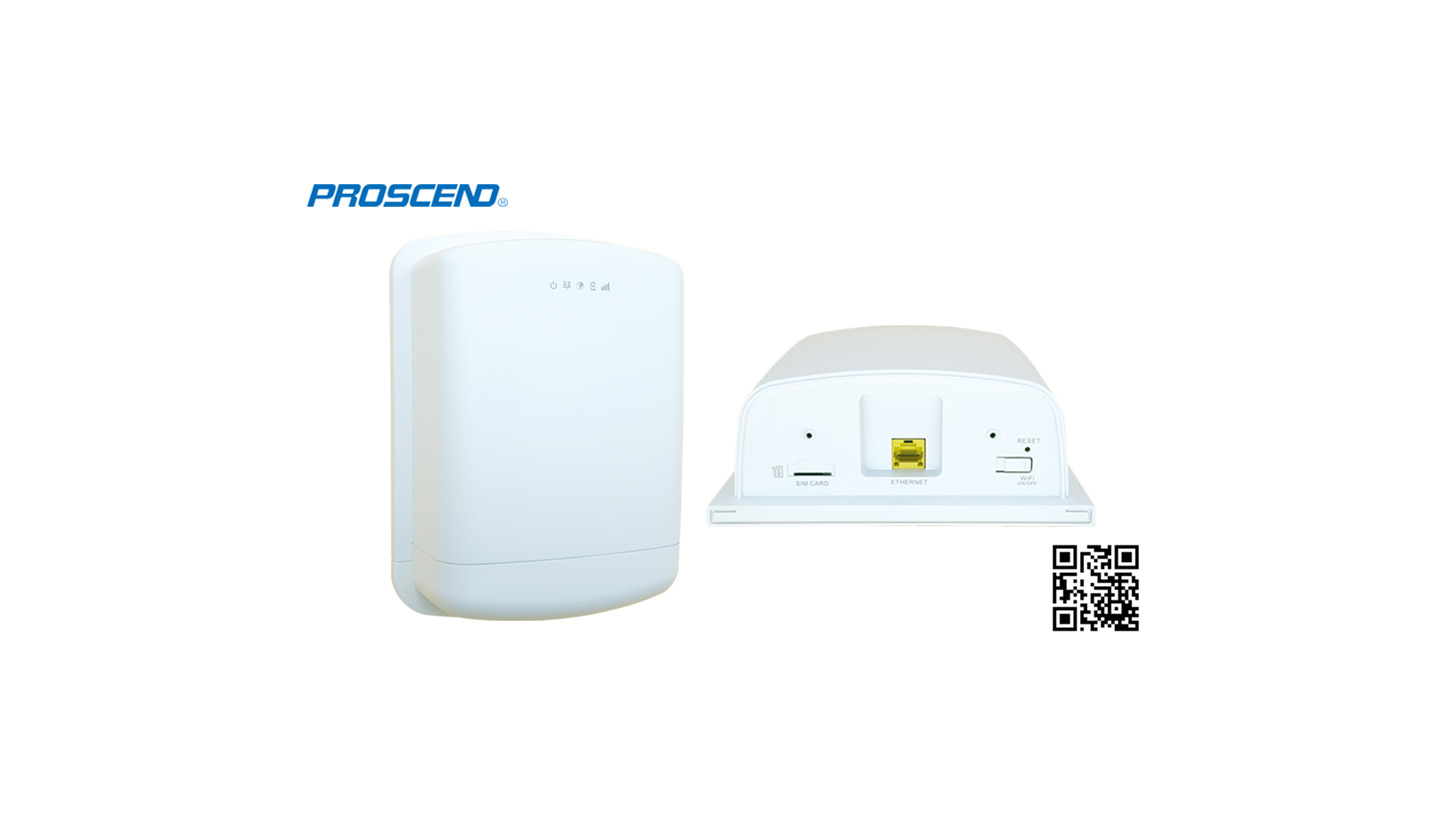 Logo M360-P Outdoor 4G LTE Cellular Router