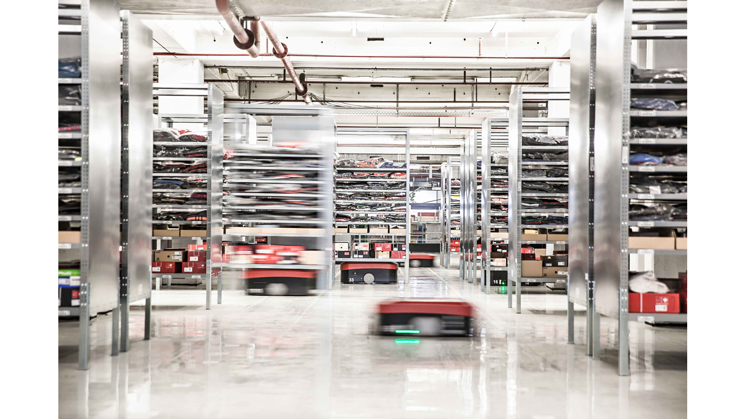 Logo Automated Guided Vehicle L1200S