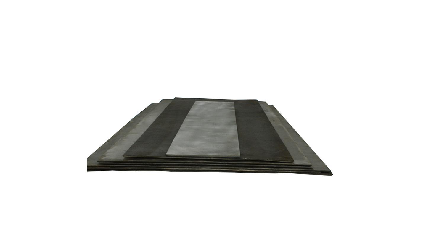 Logo Lead-Aluminium Clad Plate