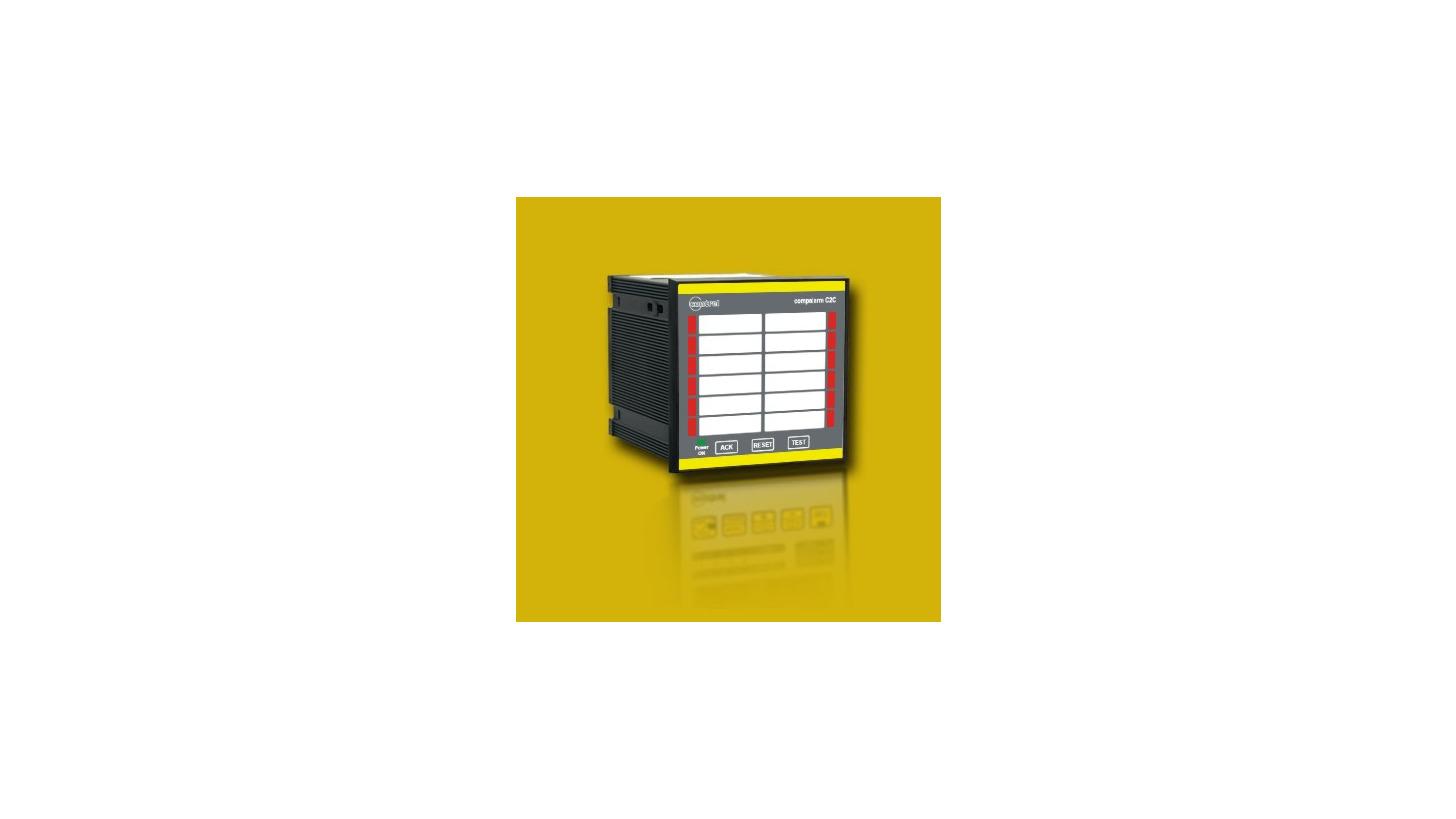Logo Alarm system - COMPALARM C2C