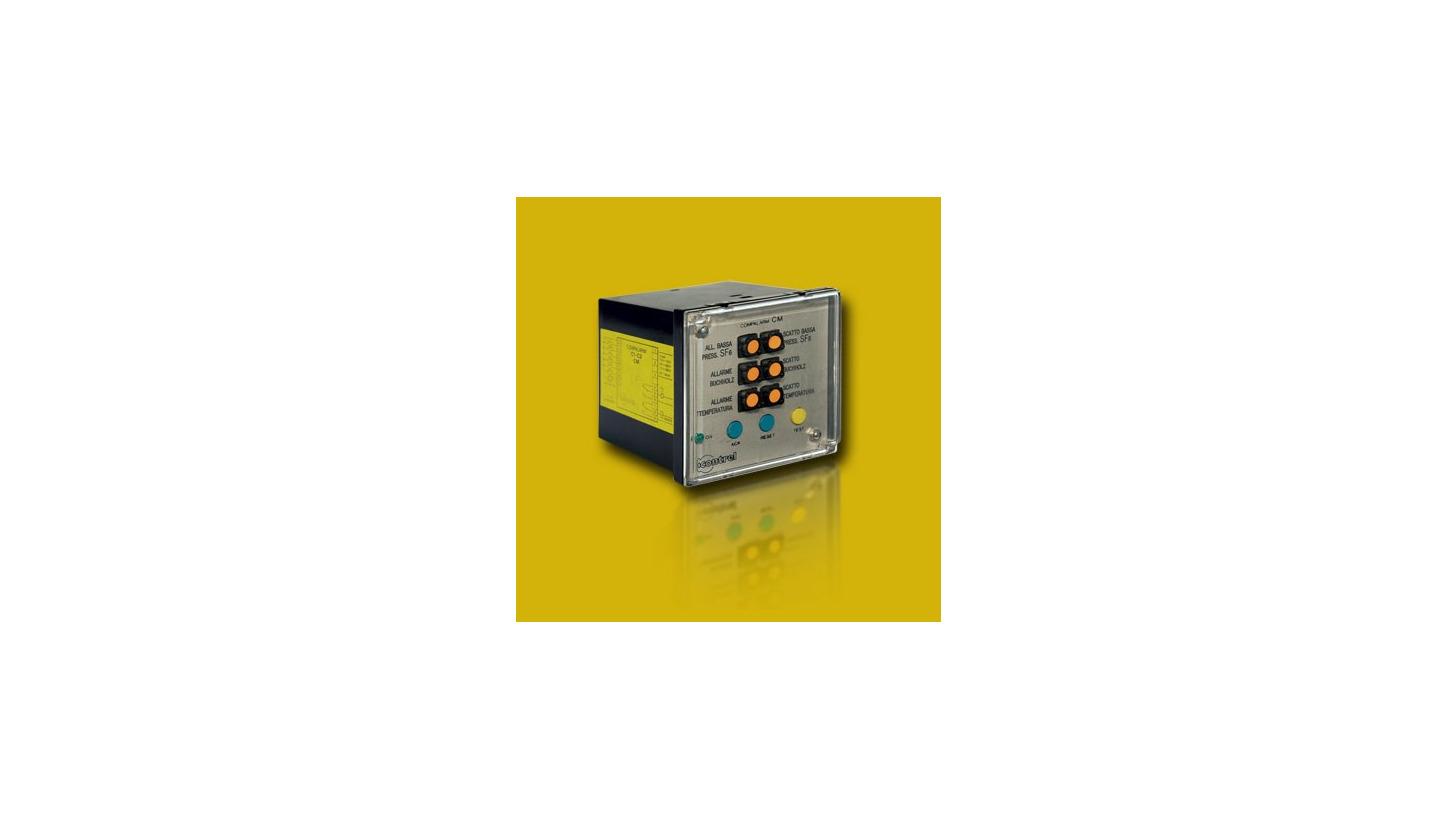 Logo Alarm system - COMPALARM CM