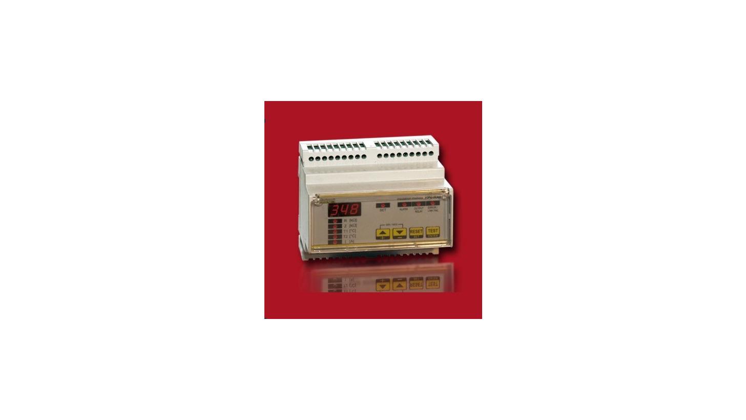 Logo Hospital insulation monitoring - HRI-R40