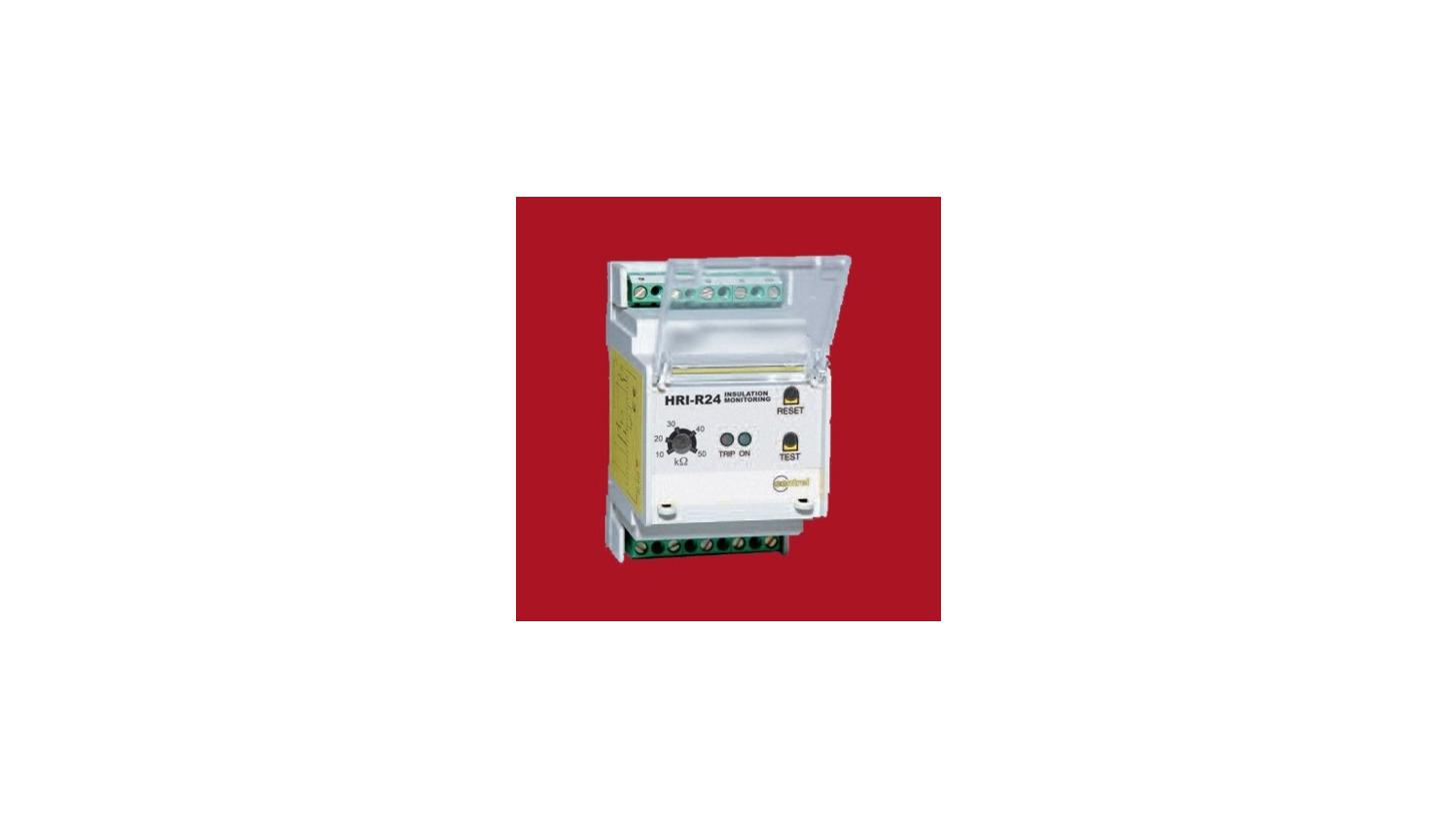 Logo Hospital insulation monitoring - HRI-R24