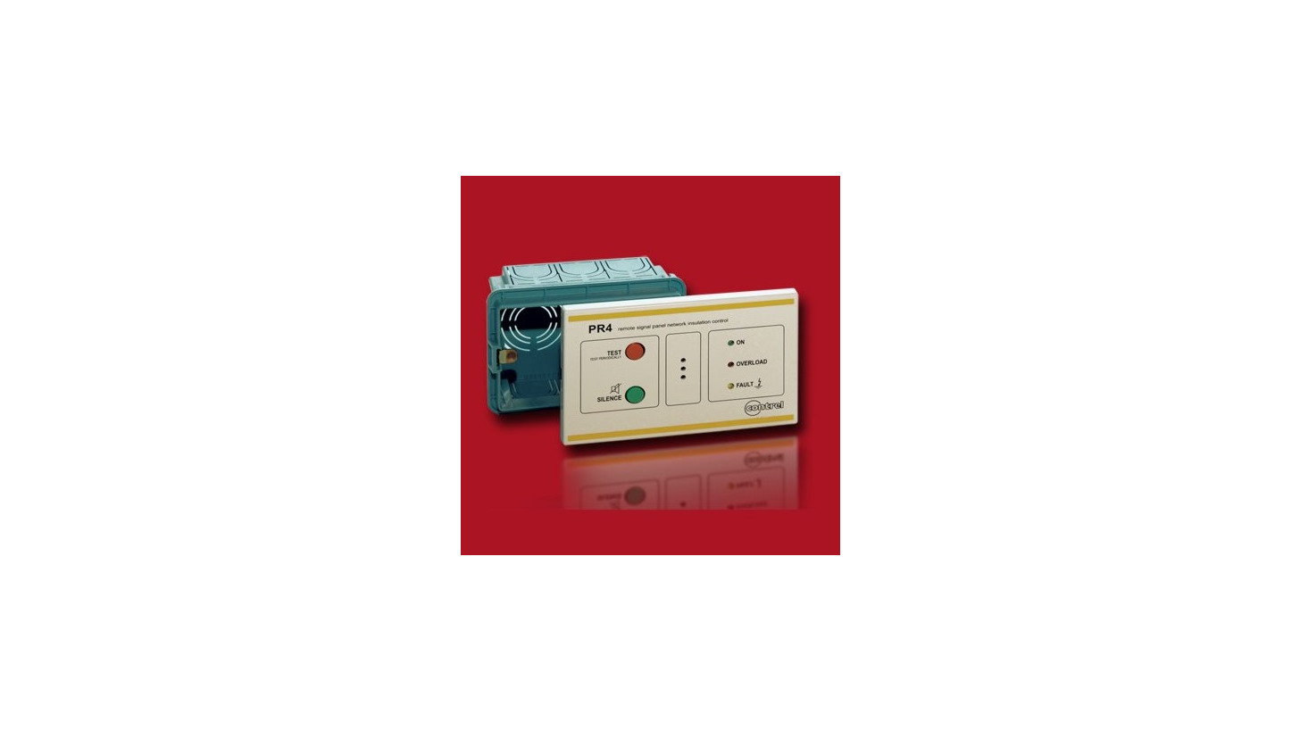 Logo Hospital insulation monitoring - PR-5