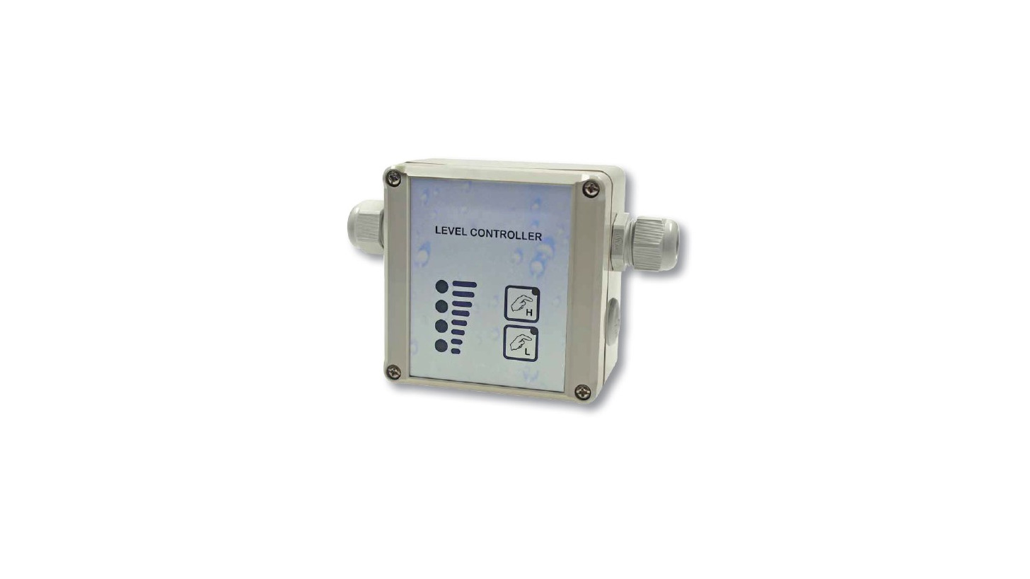 Logo Level controller for conductive liquids