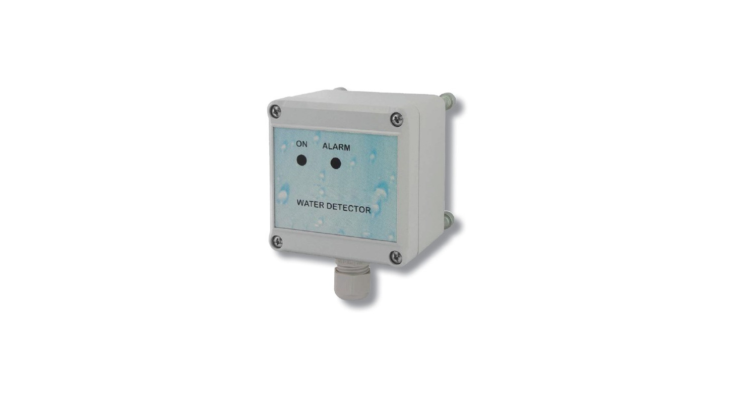 Logo Leakage alarm unit WATER DETECTOR