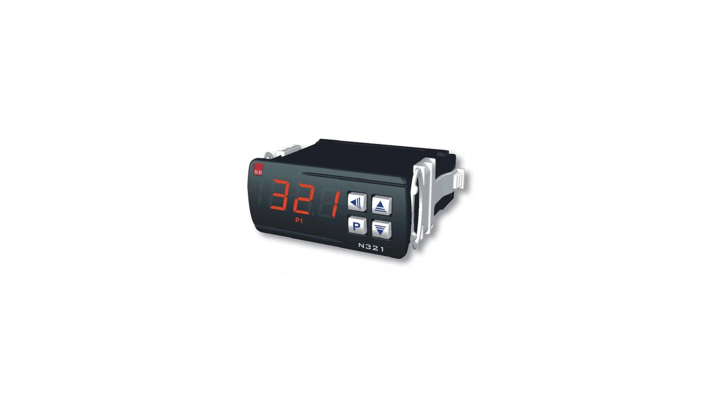 Logo Controller N321 Cooling and Heating Temperature Controller