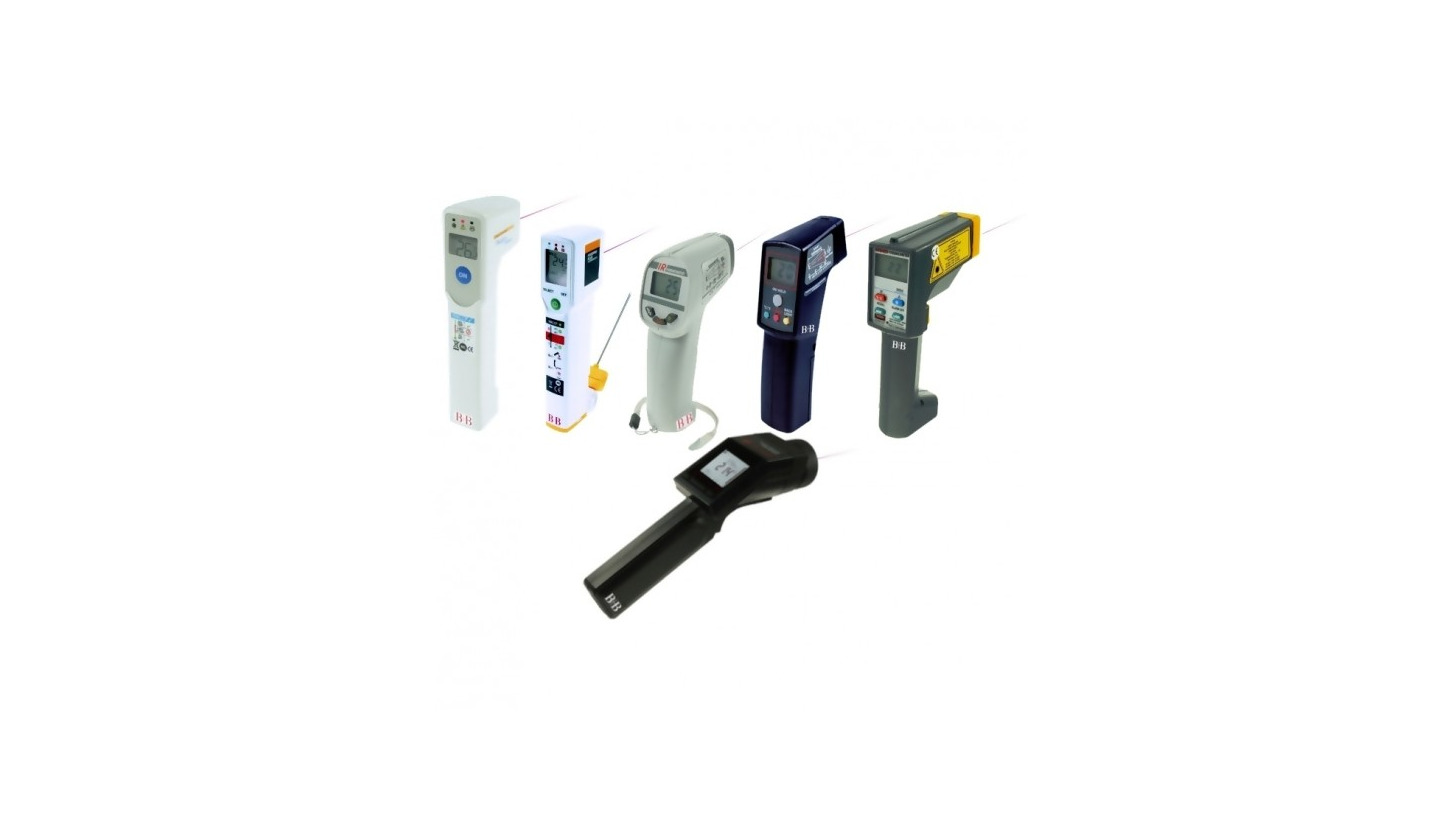 Logo Handheld Infrared Thermometers