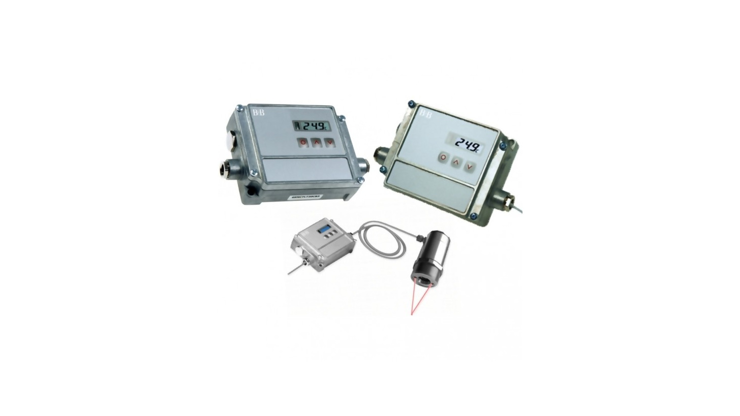 Logo Stationary Infrared Measurement DM-Series
