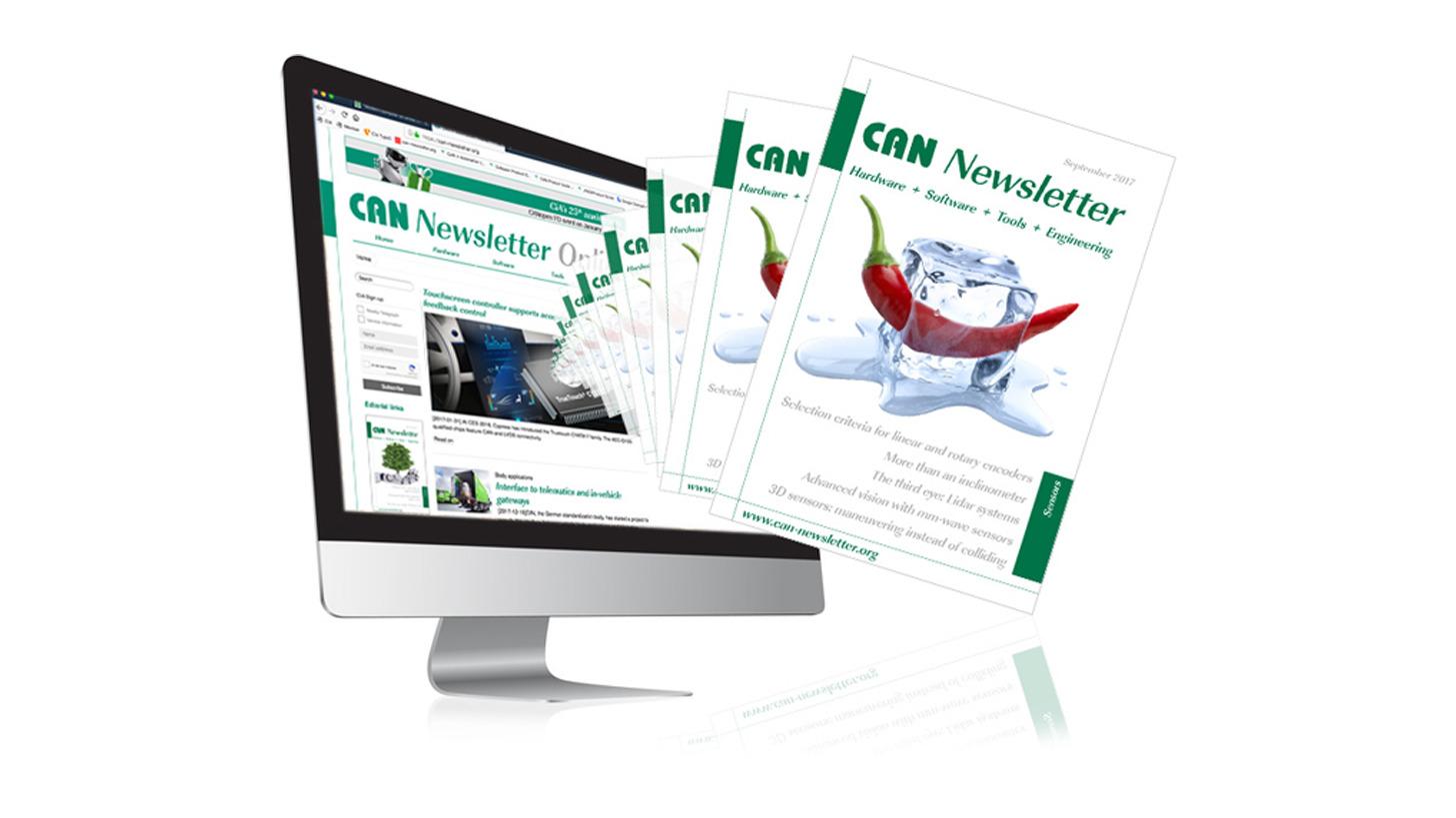Logo CAN Newsletter