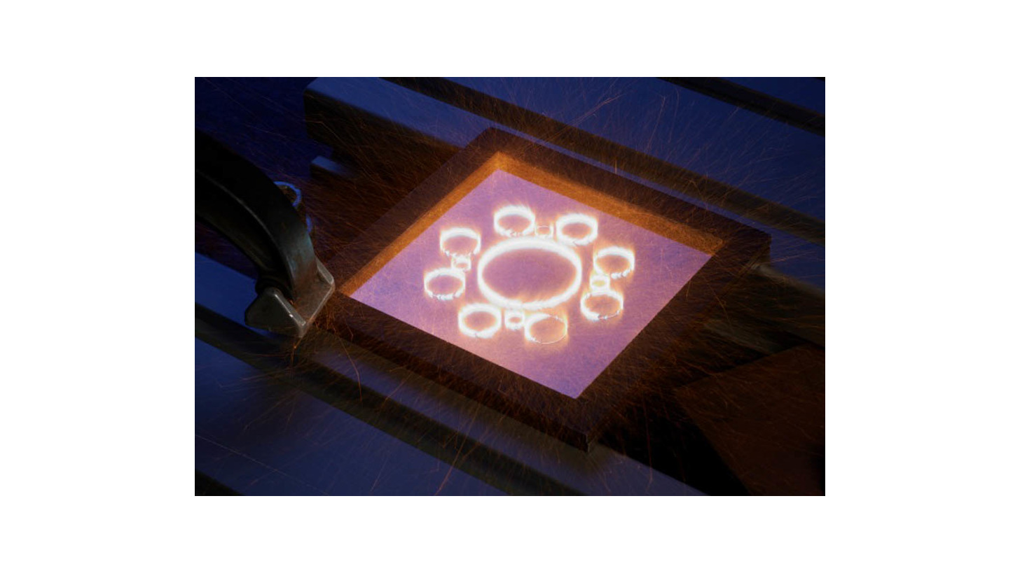 Logo Dynamic systems for laser cutting