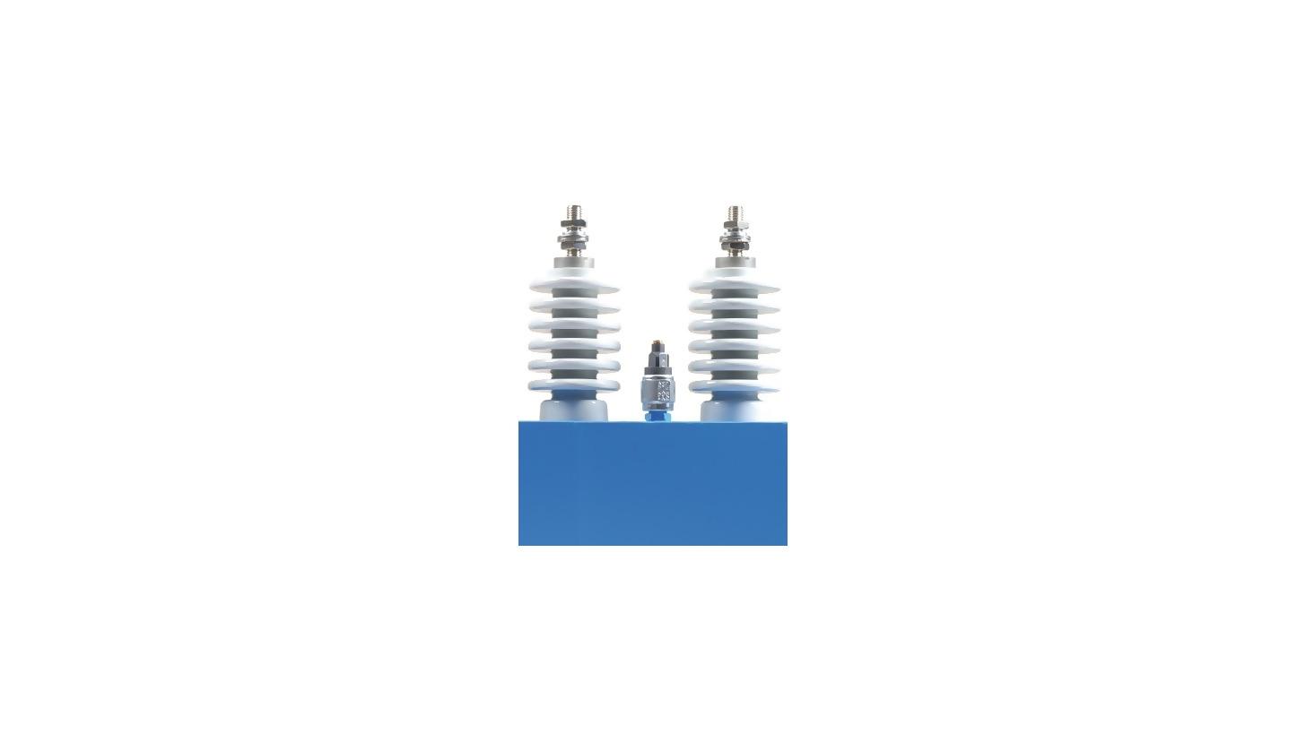 Logo Medium Voltage Capacitors