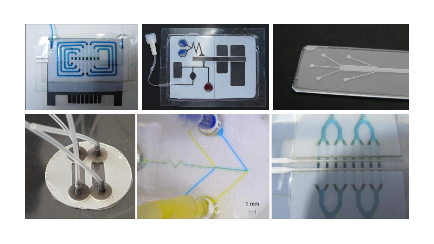 Logo Microfluidic devices