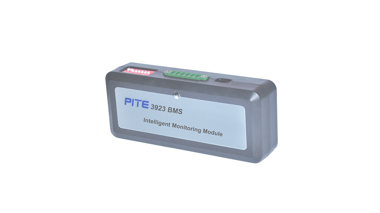Logo PITE 3923 Intelligent Battery Monitor