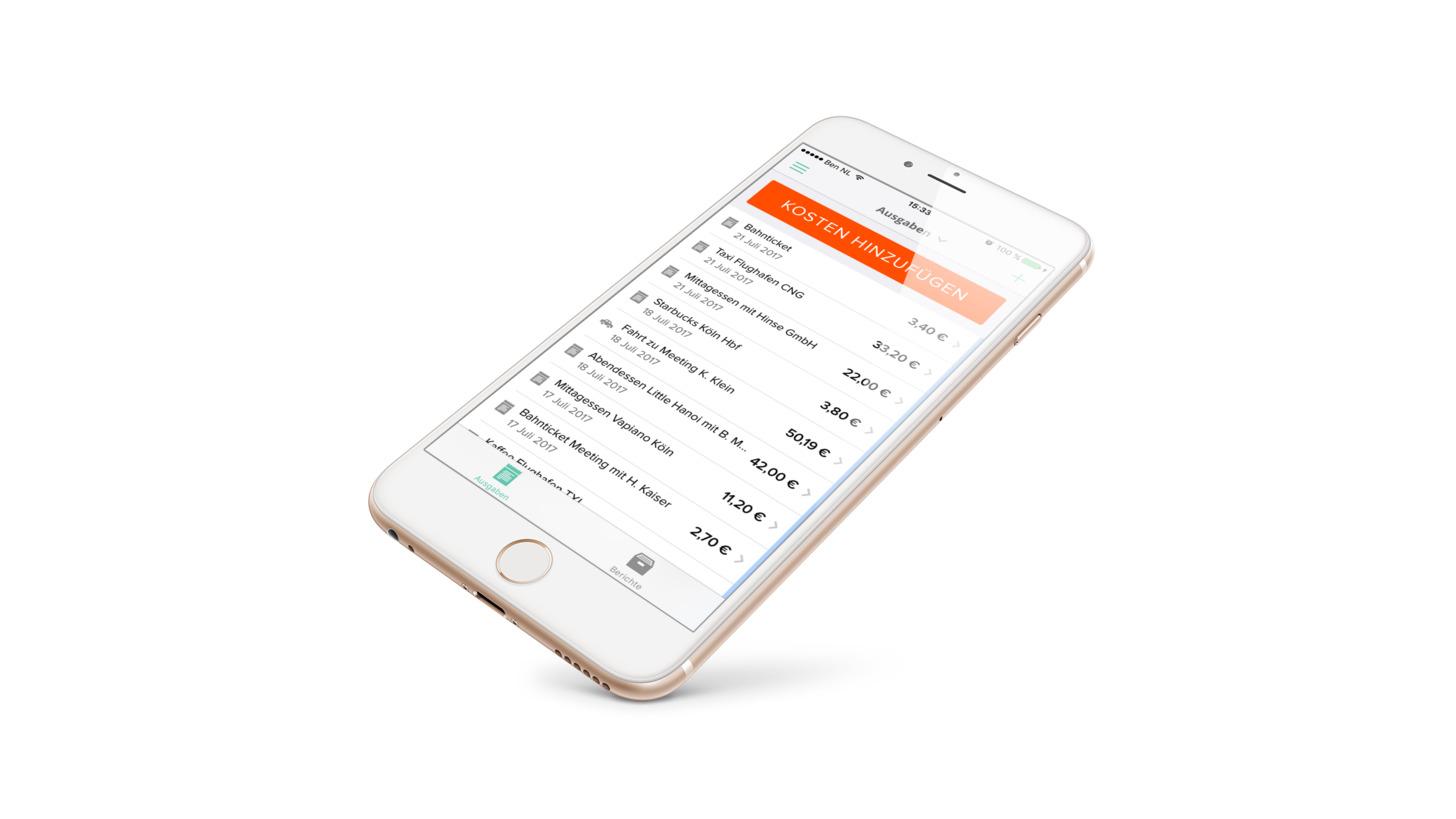 Logo Declaree Expense Management App