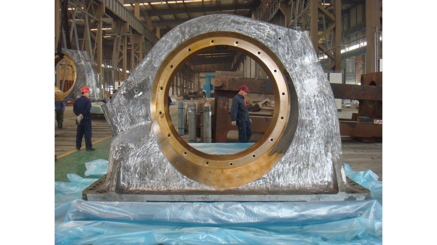 Logo Bearing Housing Base (Tidal Energy)