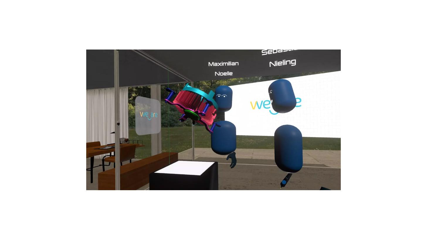 Logo Produktentwicklung mit 3D-CAD Objekten