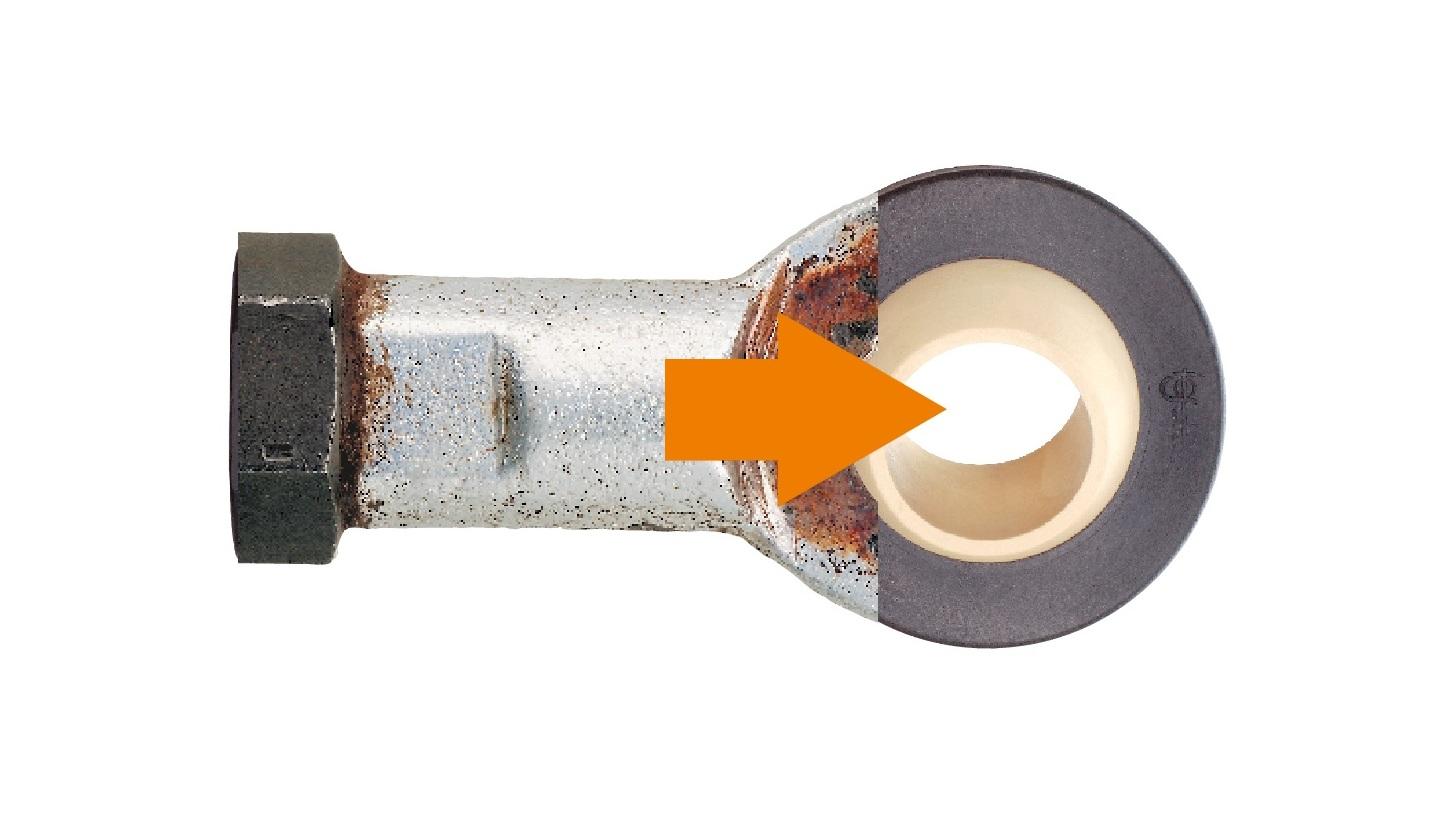 Logo igus® igubal® spherical bearings